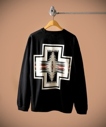 tシャツ Tシャツ 【PENDLETON×JOURNAL STANDARD】別注 BACK PRINT ロングTシャツ|ZOZOTOWN PayPayモール店