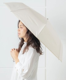 折りたたみ傘 完全遮光晴雨兼用 折りたたみ傘 makez.マケズ 無地パイピング ZOZOTOWN PayPayモール店
