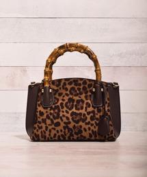 バッグ ハンドバッグ 【Ja】【SOLPRESA(ソルプレーサ)】 banboo handle handbag|ZOZOTOWN PayPayモール店