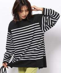 tシャツ Tシャツ BARNYARDSTORM / Le minor ルミノア/ボーダープルオーバー|ZOZOTOWN PayPayモール店