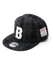 帽子 キャップ Harris Tweed ハリス ツィード CAP ベースボールキャップ フラットバイザー|ZOZOTOWN PayPayモール店