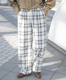 パンツ 【kutir closet】【嬉しいウエスト全ゴム仕様!】イージータックパンツ|ZOZOTOWN PayPayモール店