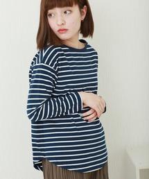 tシャツ Tシャツ cotton ボーダーカットソー|ZOZOTOWN PayPayモール店