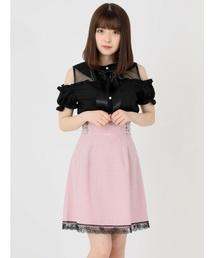 スカート ギンガム台形スカート|ZOZOTOWN PayPayモール店