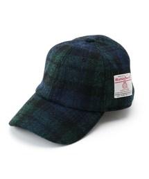帽子 キャップ Harris Tweed ハリス ツィード CAP ローキャップ ZOZOTOWN PayPayモール店