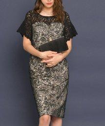 ドレス aurora lace sleeve dress ZOZOTOWN PayPayモール店