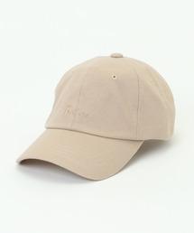 帽子 キャップ リネンロゴキャップ ZOZOTOWN PayPayモール店