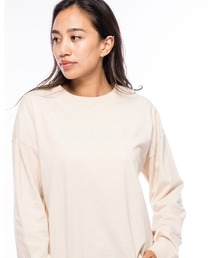 tシャツ Tシャツ BILLABONG レディース L/S TEE ロンT【2021年春夏モデル】|ZOZOTOWN PayPayモール店