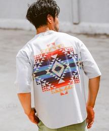 tシャツ Tシャツ 【PENDLETON(ペンドルトン)】HALF SLEEVE BACK PRINT TEE|ZOZOTOWN PayPayモール店