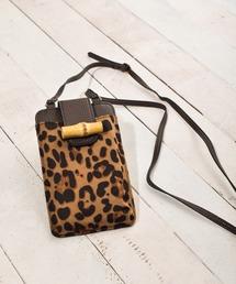 ショルダーバッグ バッグ 【Ja】【SOLPRESA(ソルプレーサ)】 banboo smarthone shoulder bag|ZOZOTOWN PayPayモール店