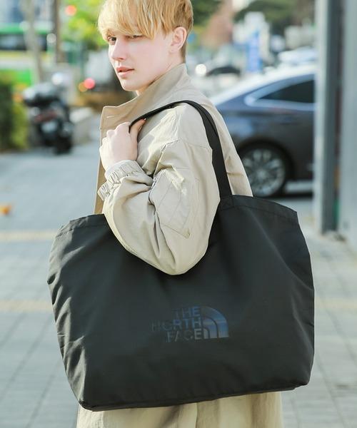 トートバッグ 推奨 バッグ THE 人気海外一番 NORTH FACE ビッグトートバッグ フェイス ノース ザ