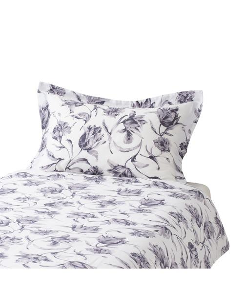 入手困難 ベッド 寝具 超特価 700x500 グレー まくらカバー リリア