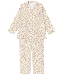 ルームウェア パジャマ 綿100%を使用した二重ガーゼでやわらかな素材感のパジャマ|ZOZOTOWN PayPayモール店