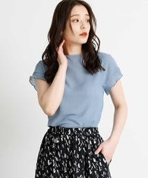 tシャツ Tシャツ 【洗える】楊柳シアーカットソー|ZOZOTOWN PayPayモール店