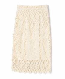 スカート ESTNATION / レースタイトスカート|ZOZOTOWN PayPayモール店