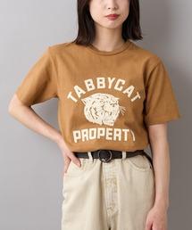 tシャツ Tシャツ #【MIXTA/ミクスタ】TABBY CAT21/プリントTシャツ|ZOZOTOWN PayPayモール店