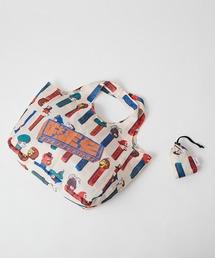 エコバッグ バッグ 【PEZ(ペッツ)×ear】オリジナルロゴエコバッグ 収納用巾着つき|ZOZOTOWN PayPayモール店