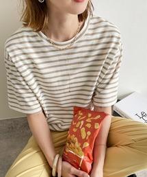 tシャツ Tシャツ ボーダー半袖カットソー|ZOZOTOWN PayPayモール店