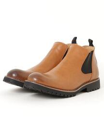 ブーツ AAA / 履いた時のシルエットがきれいなサイドゴアブーツ(2353)|ZOZOTOWN PayPayモール店