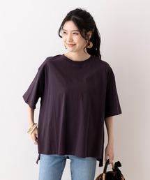 tシャツ Tシャツ 綿100% オーガニックコットン 無地 オーバーサイズ Tシャツ|ZOZOTOWN PayPayモール店