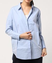 シャツ ブラウス B2387 タイプライターシャツ|ZOZOTOWN PayPayモール店