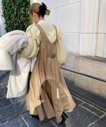 ワンピース ジャンパースカート WIDE STRAP ジャンパースカート|ZOZOTOWN PayPayモール店