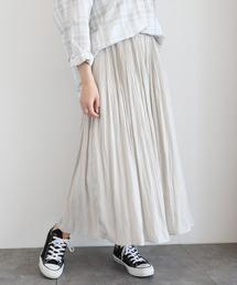 スカート ソフトプリーツギャザースカート *●|ZOZOTOWN PayPayモール店