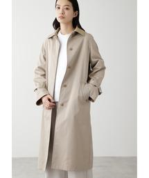 ステンカラーコート ◆ノーカラーツイルコート|ZOZOTOWN PayPayモール店
