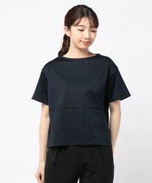 tシャツ Tシャツ BOAT NECK SHORT SLEEVE TEE|ZOZOTOWN PayPayモール店