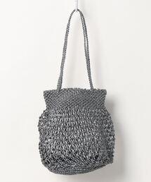 ショルダーバッグ バッグ 【BAGMATI】メッシュ編みショルダーバッグ|ZOZOTOWN PayPayモール店