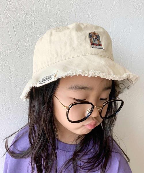 帽子 ハット きかんしゃトーマス 定番の人気シリーズPOINT ポイント 日本未発売 入荷 コラボ切りっ放しバケットハット
