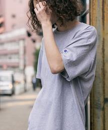 tシャツ Tシャツ Champion チャンピオン 無地 ベーシック メンズ 半袖 クルーネック Tシャツ|ZOZOTOWN PayPayモール店