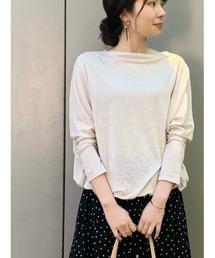 tシャツ Tシャツ リネンドルマンカットソー|ZOZOTOWN PayPayモール店