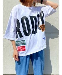 tシャツ Tシャツ AROUND LOGO BIGトップス|ZOZOTOWN PayPayモール店