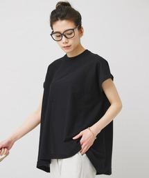 tシャツ Tシャツ Curensology(カレンソロジー)/ニットフレアトップス ZOZOTOWN PayPayモール店