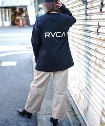 tシャツ Tシャツ RVCA レディース  BACK BALANCE LT ロングスリーブTシャツ【2021年春夏モデル】/ルーカ 長袖 ロンT バッ|ZOZOTOWN PayPayモール店