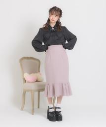 スカート ハートバックルマーメードスカート|ZOZOTOWN PayPayモール店