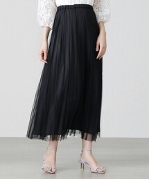 スカート <2WAY>チュールギャザースカート|ZOZOTOWN PayPayモール店