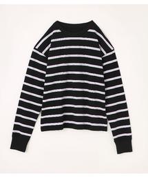 tシャツ Tシャツ MULTI BORDER LONG Tシャツ|ZOZOTOWN PayPayモール店