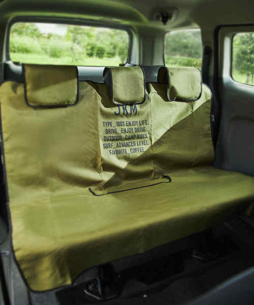 JKM 防水シートカバー メーカー在庫限り品 リア 国内送料無料 巾着袋付