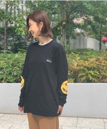 tシャツ Tシャツ MANASTASH/マナスタッシュ SLEEVE SMILE L/S TEE スリーブスマイルロングスリーブティー|ZOZOTOWN PayPayモール店