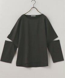 tシャツ Tシャツ カッティングスリーブプルオーバー|ZOZOTOWN PayPayモール店