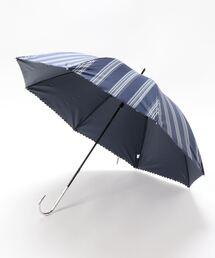 傘 晴雨兼用 長傘 ストライプ ZOZOTOWN PayPayモール店