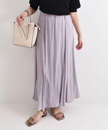 スカート カッセンシャンブレーフレアスカート|ZOZOTOWN PayPayモール店
