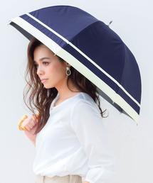 傘 完全遮光晴雨兼用 ショート傘 2本ライン ZOZOTOWN PayPayモール店