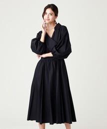 ドレス コットンクロスシャツドレス|ZOZOTOWN PayPayモール店