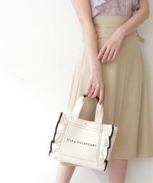 トートバッグ バッグ ◆フリルトートバッグ(小)|ZOZOTOWN PayPayモール店
