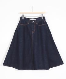 スカート デニム [Brocante / ブロカント]  12ozデニムセルクルスカート|ZOZOTOWN PayPayモール店
