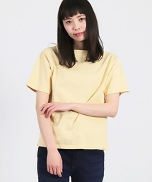 tシャツ Tシャツ [D.M.G / ディーエムジー] BD天竺ボートネックTシャツ|ZOZOTOWN PayPayモール店