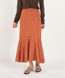 スカート フラワーヘムスカート|ZOZOTOWN PayPayモール店
